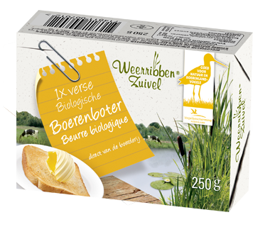 5456weerribben boter packaging design